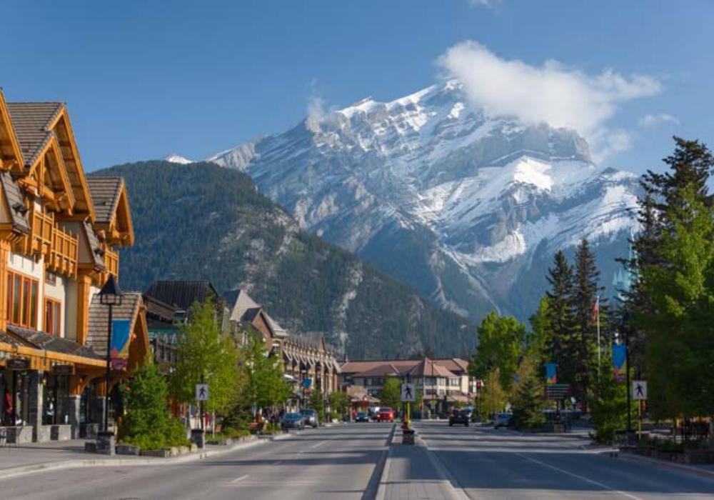 Banff - best travel destinations