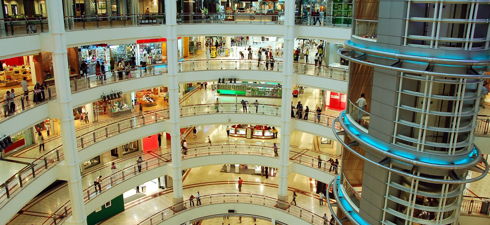 Best Shopping Malls of US