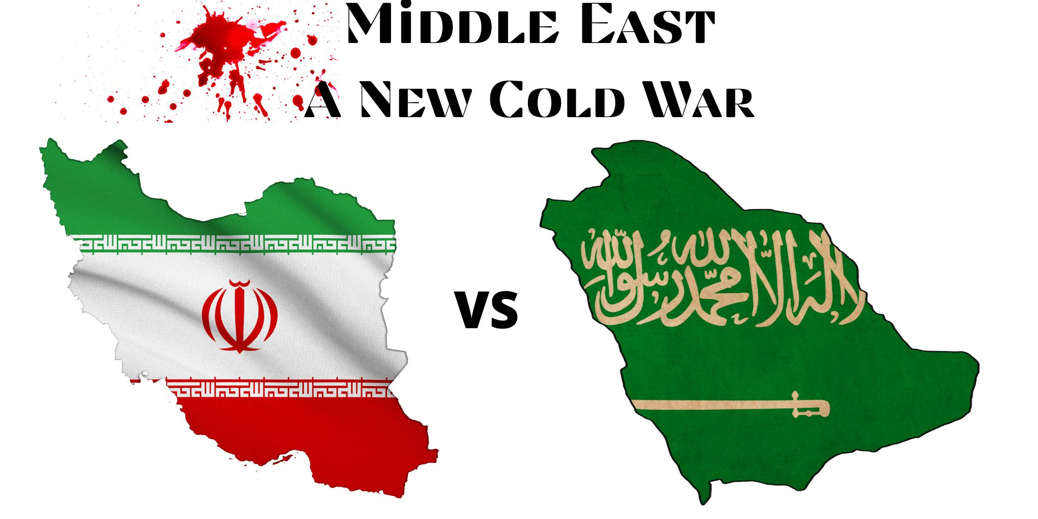 Middle East A New Cold War