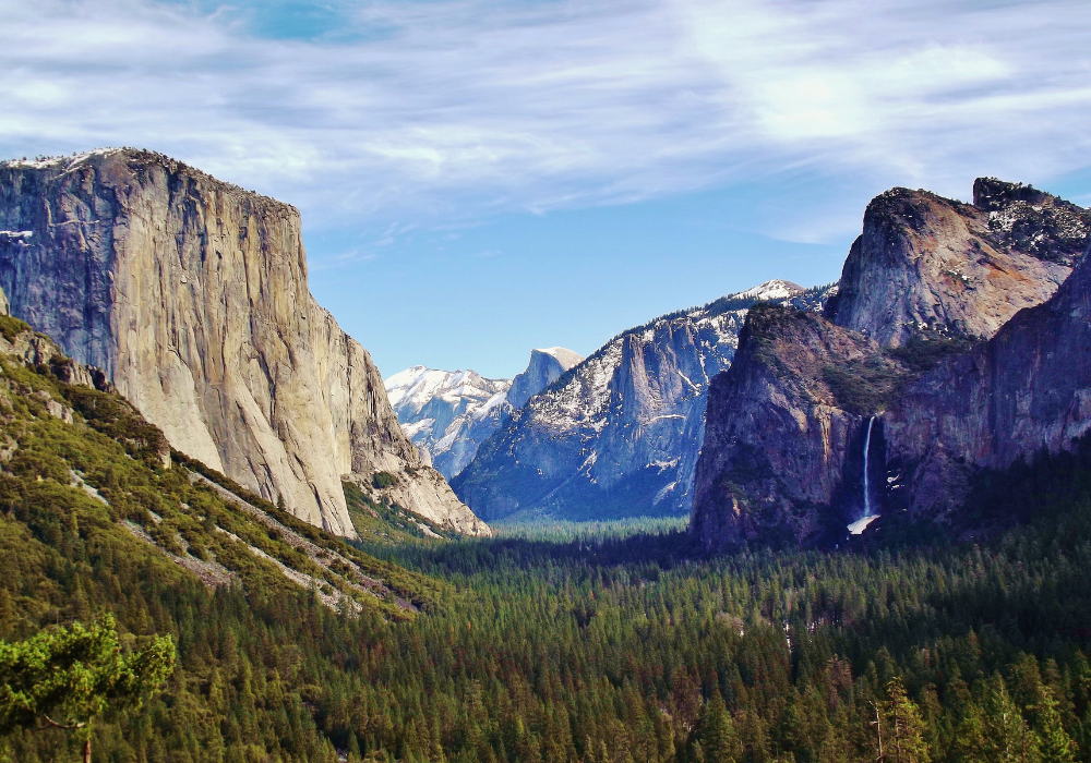 Yosemite - listed in best travel destinations