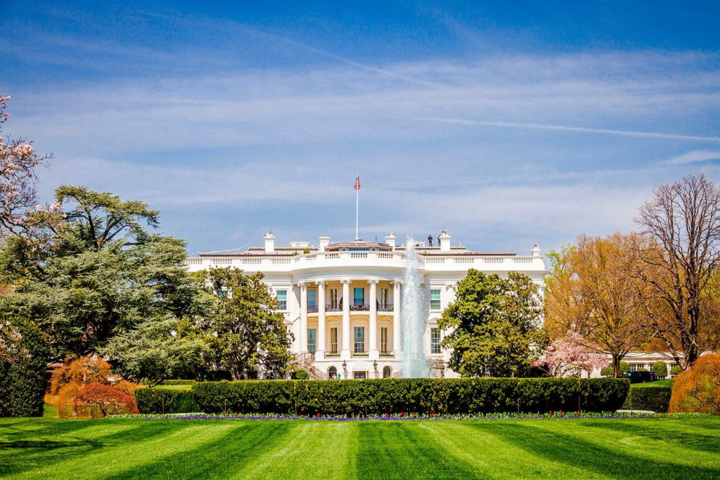The White House, Washington D.C. (USA) - Most Protected Places in the World