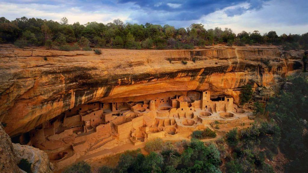 Mesa Verde National Park - National register of historic places